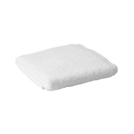 Set di 5 asciugamani bianchi