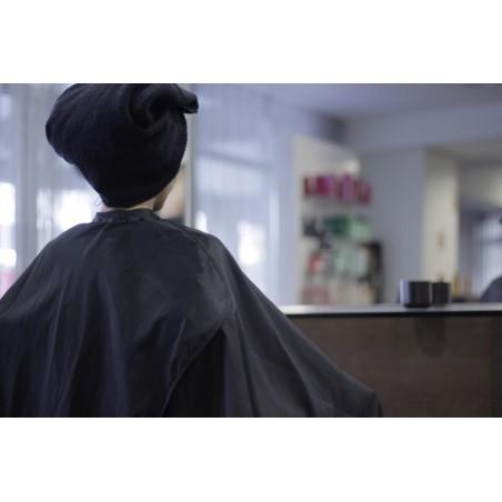 Cape de coupe pour coiffure ensemble 5 unités